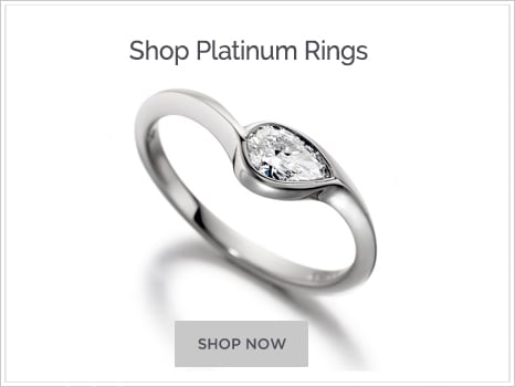 Shop For Platinum Engagement Rings