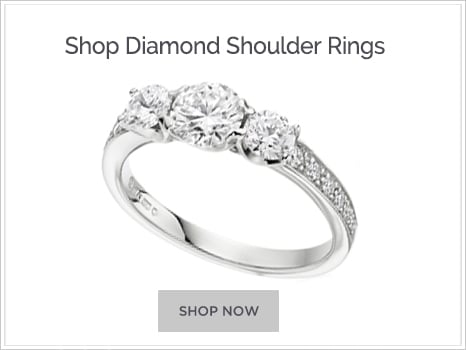 Shop For Diamond Shoulder Rings