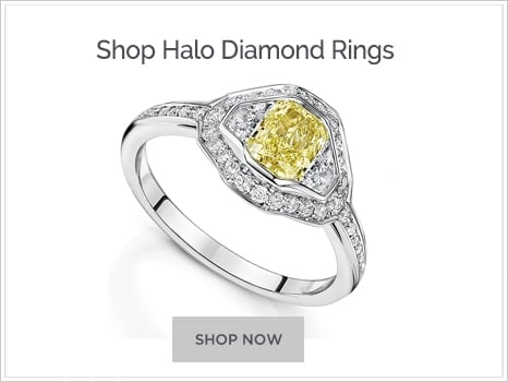 Shop For Halo Style Rings