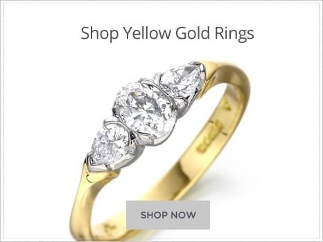 Browse Yellow Gold Engagement Rings