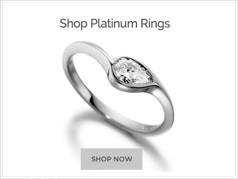 Browse Platinum Engagement Rings