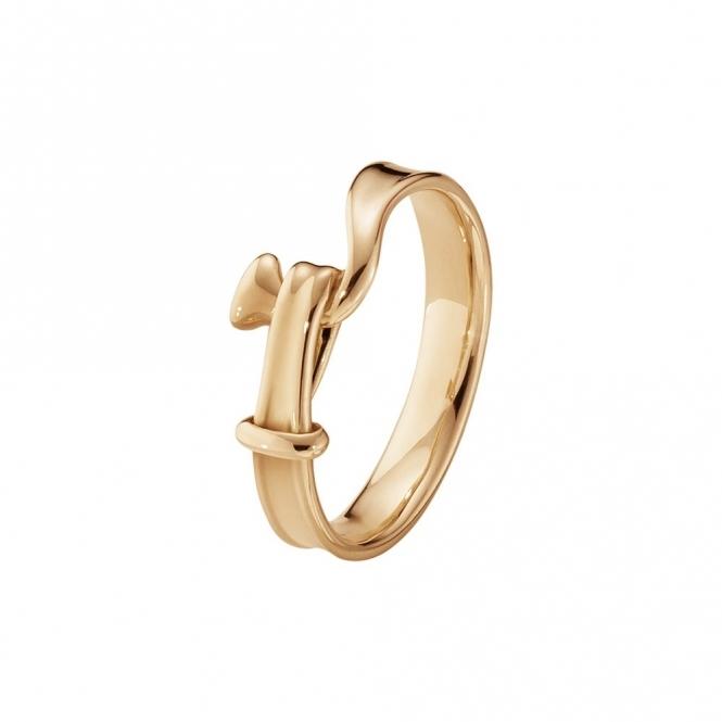 18ct Rose Gold Torun Ring