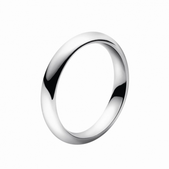 18ct White Gold Magic Ring