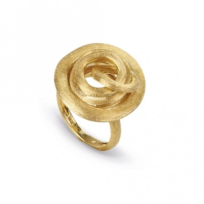 18ct Yellow Gold Jaipur Link Ring