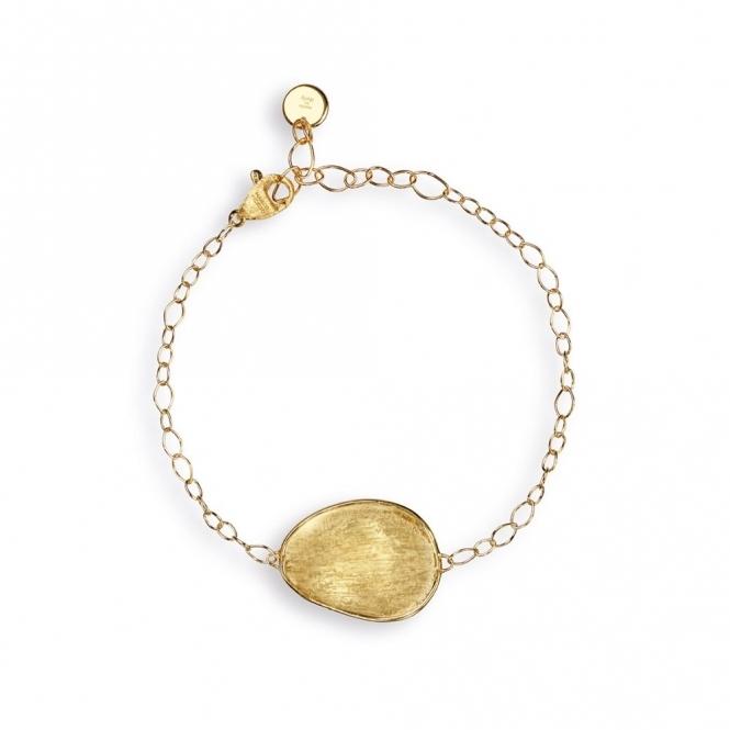 18ct Yellow Gold Lunaria Bracelet