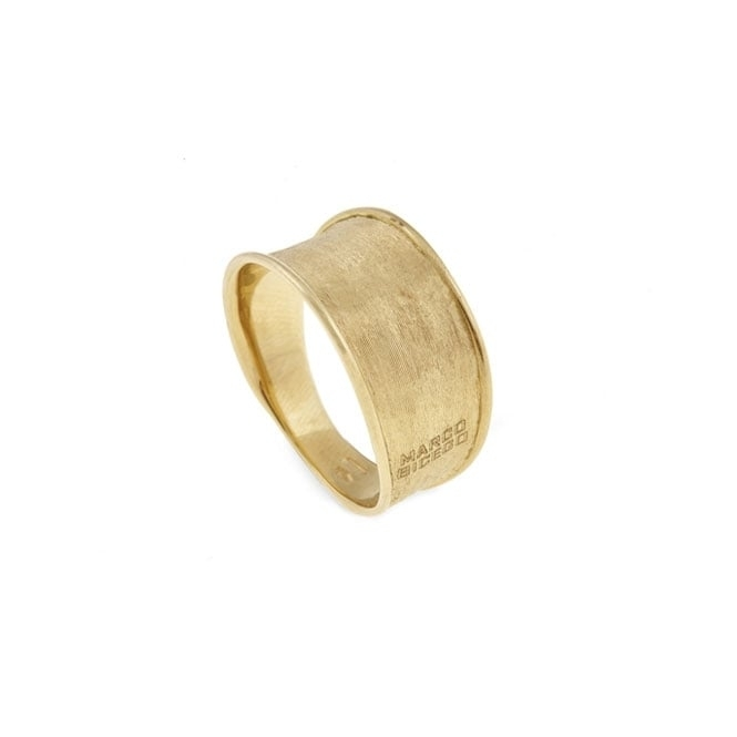 18ct Yellow Gold Lunaria Ring