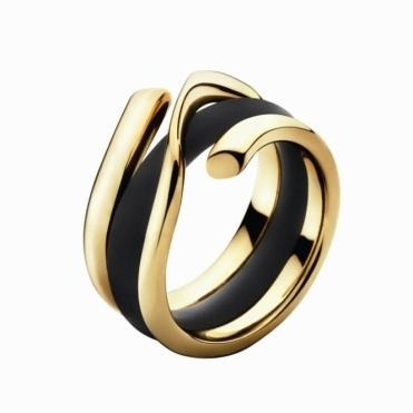 18ct Yellow Gold Magic Ring