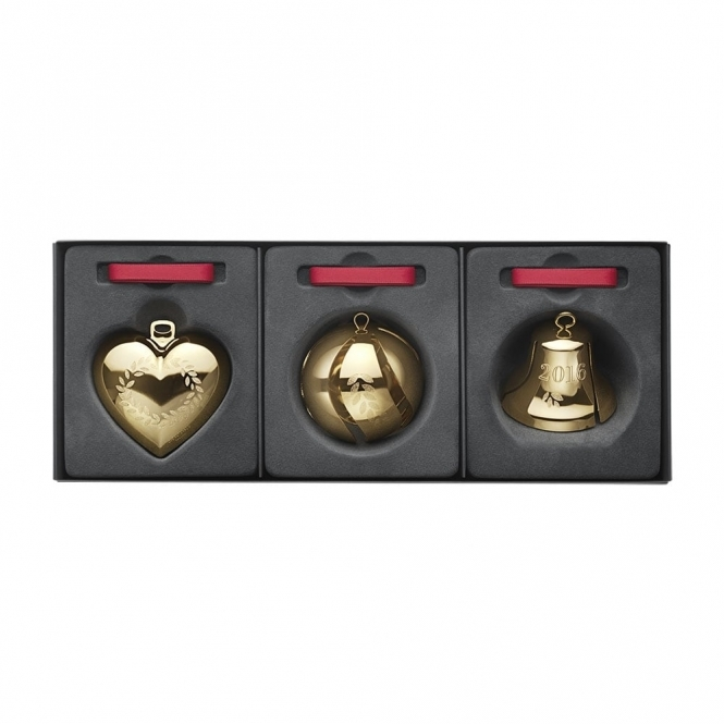 2016 Christmas Gold Trio Gift Set