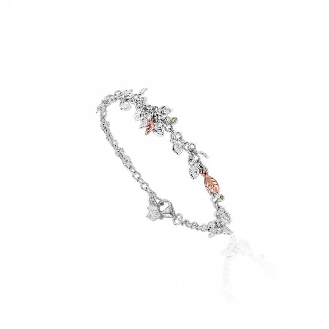 9ct Gold & Silver Awelon Bracelet
