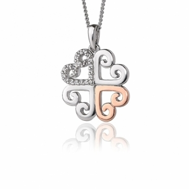 Affinity Heart Pendant