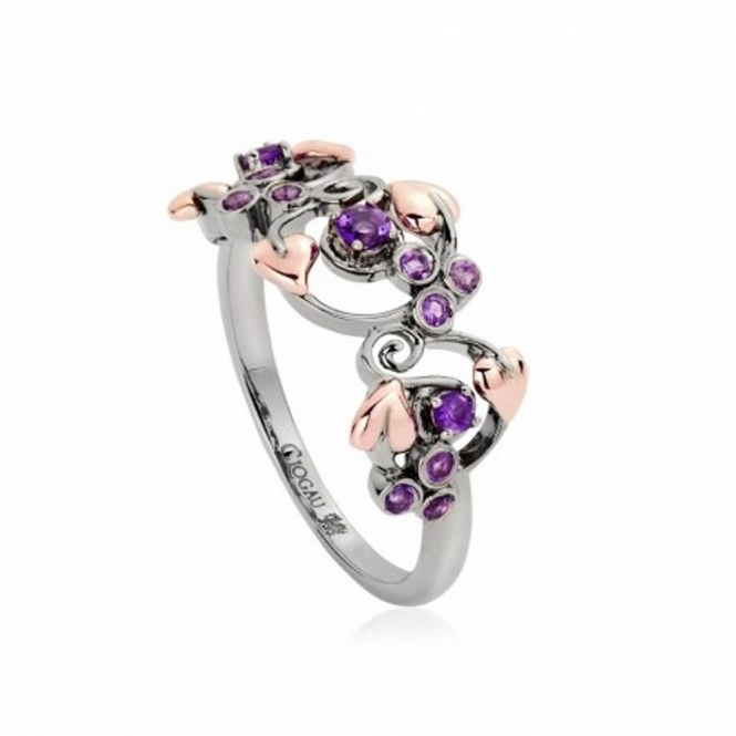 Amethyst Origin Ring