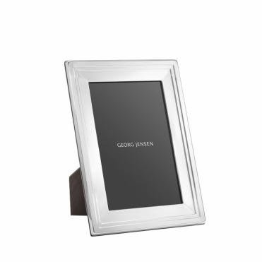 Art Deco Sterling Silver Frame - Medium