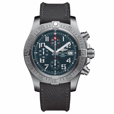 Avenger Bandit 45mm Titanium Automatic Chronograph Watch