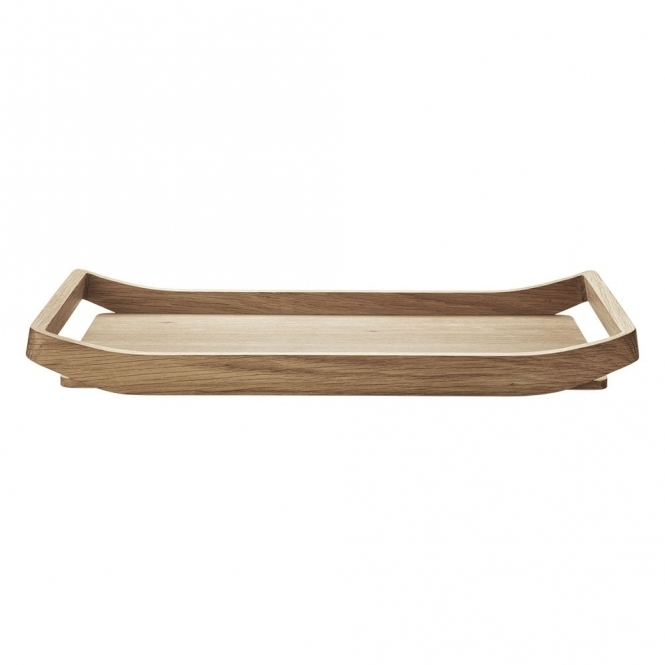 Barbry Oak Tray