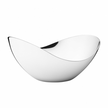 Bloom Tall Mirror Finish Bowl - Medium