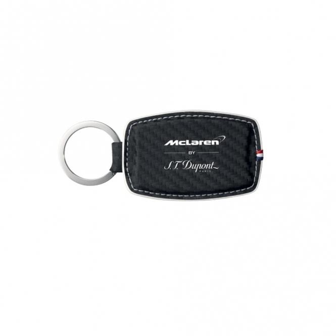 Carbon Fiber McLaren Key Ring