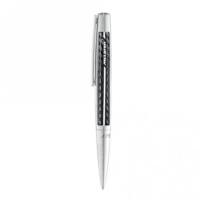 Carbon McClaren Defi Ballpoint Pen
