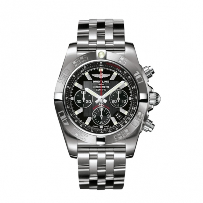"""Chronomat 44 Flying Fish Automatic Chronograph with Breitling """"in-house"""" movement -  AB011010"""