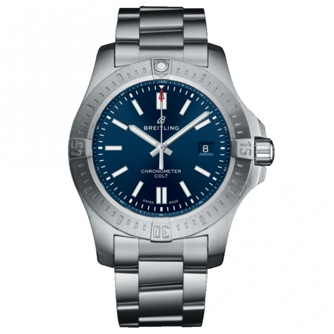 Chronomat Colt 44mm Automatic Chronometer with Mariner Blue dial