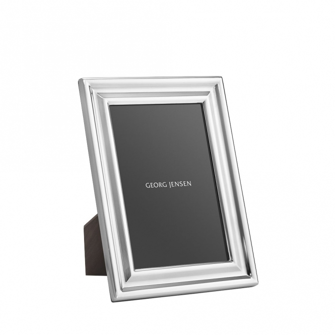 Classic Sterling Silver Frame - Medium