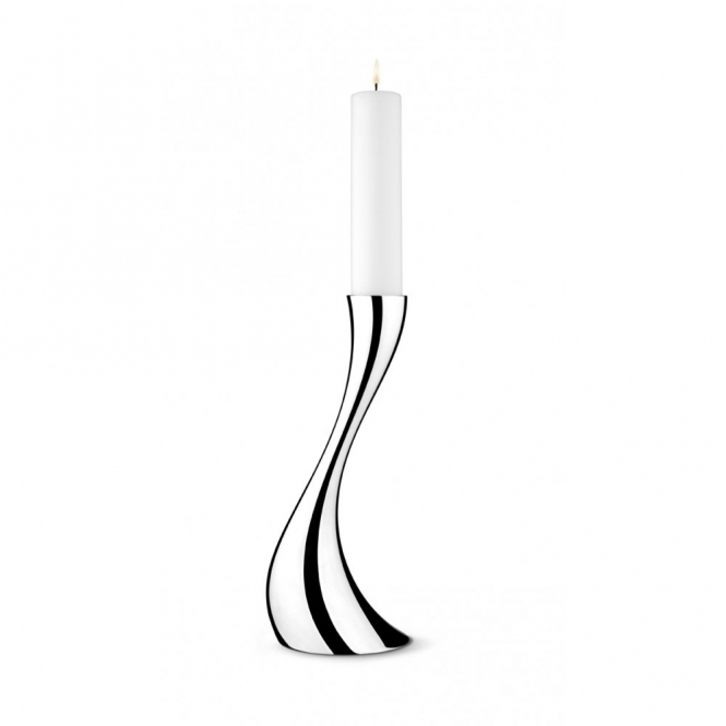 Cobra Floor Candleholder Small