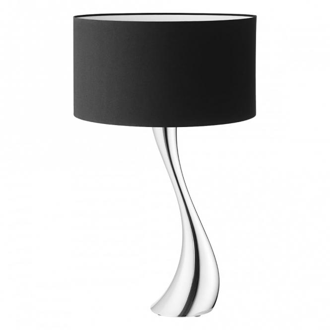 Cobra Medium Black Lamp