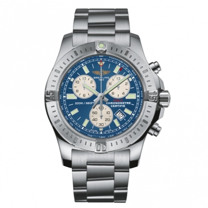 Colt Chronograph Quartz watch with Mariner Blue Dial