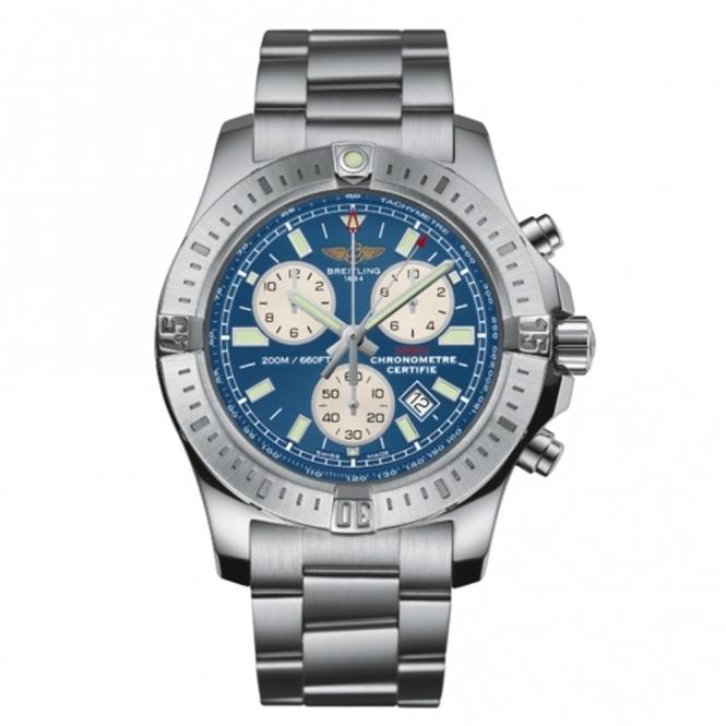 Colt Chronograph Quartz watch with Mariner Blue Dial
