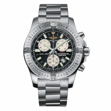 Colt Chronograph Steel Superquartz watch