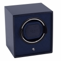 Cub Single Watch Winder in Navy Lacquer