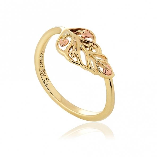 Debutante 9ct Gold Ring