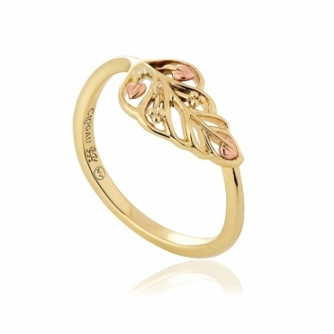 Debutante 9ct Gold Ring