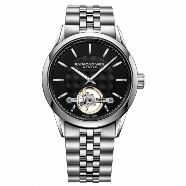 Freelancer Calibre RW1212 Gents Steel Automatic Watch 42.5mm