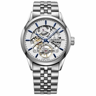 Freelancer Calibre RW1212 Skeleton Men's Automatic Watch