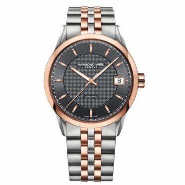 Freelancer Gents Automatic 3 Hands Watch