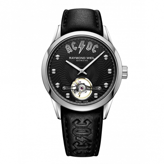 "Freelancer Limited Edition ""AC/DC"" automatic watch"