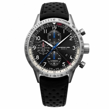 Freelancer Piper Automatic Chronograph complete with special box and model plane