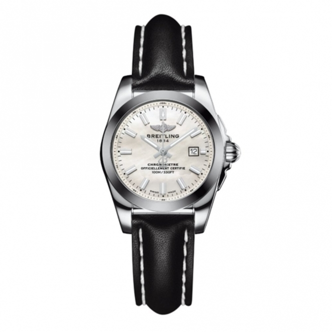 Galactic 29 SleekT Ladies Quartz Watch with Mother-of-Pearl Dial