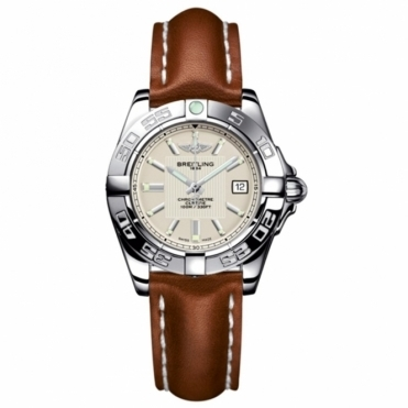 Galactic 32 Ladies Quartz Watch with Sierra Silver Dial