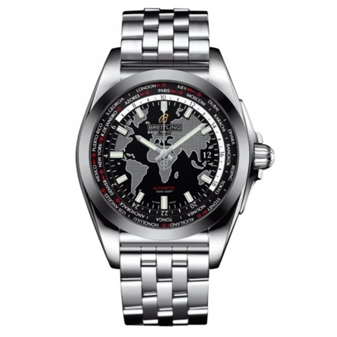 """Galactic  Unitime """"Sleek T"""" Automatic Chronometer"""