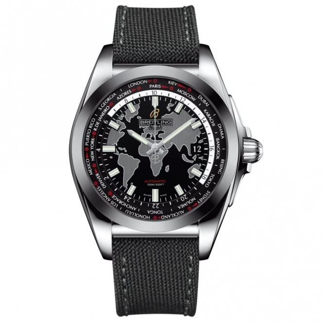 "Galactic  Unitime ""Sleek T"" Automatic Chronometer"