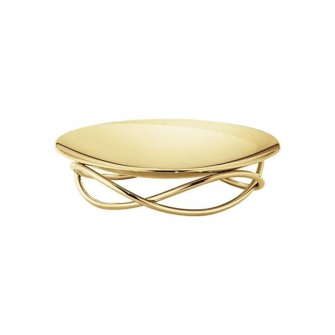 Glow Medium Gold Dish