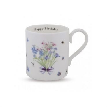Halcyon Days Bouquet Mug