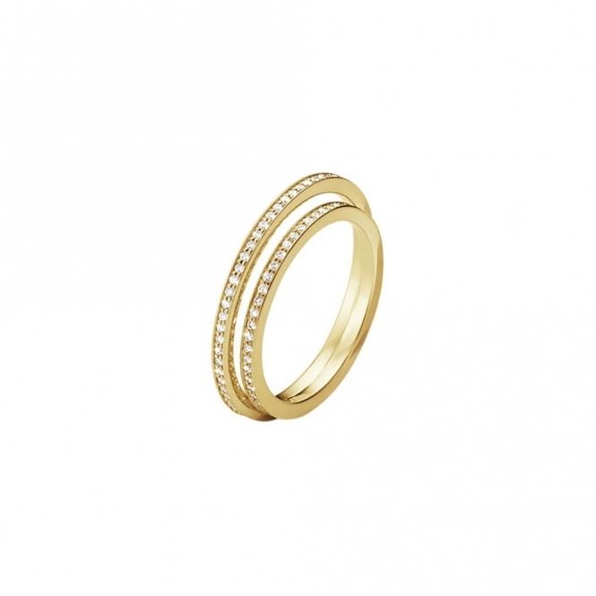 Halo 18ct Yellow Gold Diamond 1633A Ring