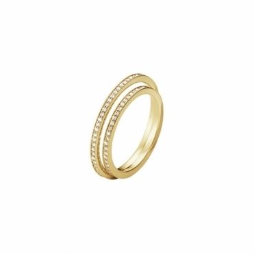 Halo 18ct Yellow Gold Diamond 1633A Ring