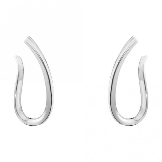 Infinity Sterling Silver 452E Earrings