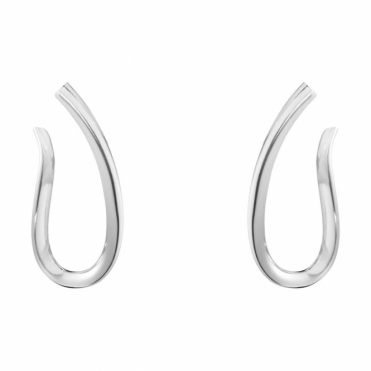 Infinity Sterling Silver 452E Earrings