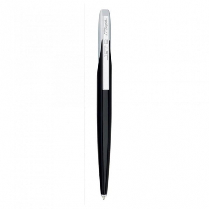 Jet 8 Ballpoint Pen in Black