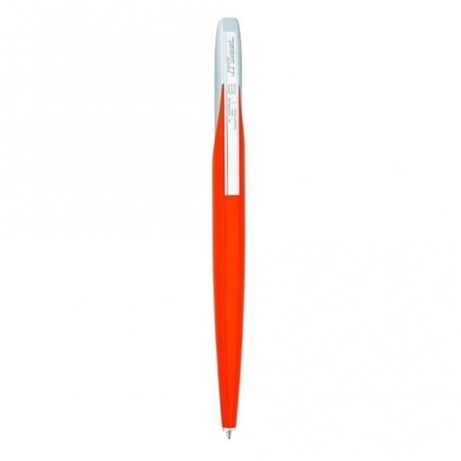 Jet 8 Ballpoint Pen in Orange