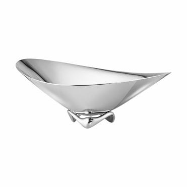 Koppel Wave Stainless Steel Bowl - Small
